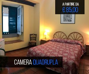 Camera Quadrupla Agriturismo in Sicilia